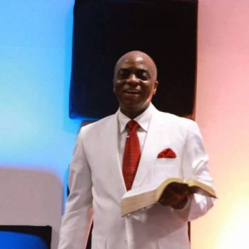 Fulfilling Your Ministry Bishop David Oyedepo
