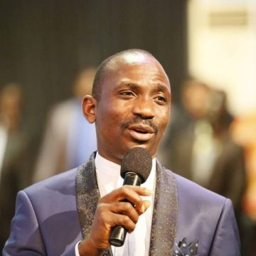 The Mystery Of The Blessing Dr. Paul Enenche