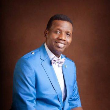 A Flame Of Fire Pastor E. A. Adeboye