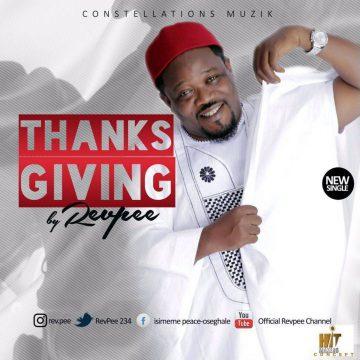 Thanksgiving Revpee