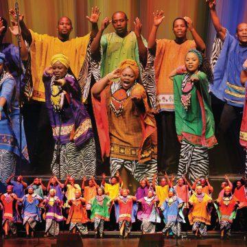 Joko Ya Hao Soweto Gospel Choir