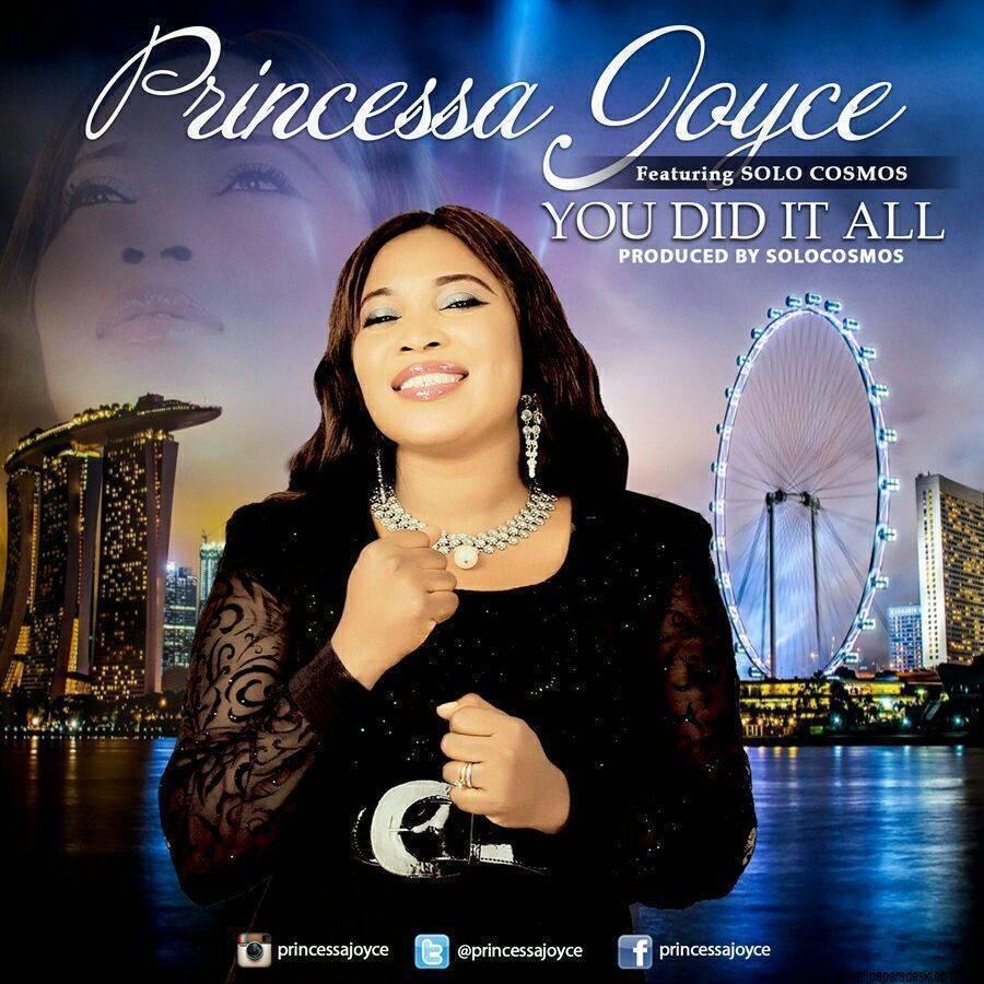 Princessa: You Did It All Audio Download