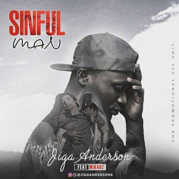 Sinful Man Jiga Anderson