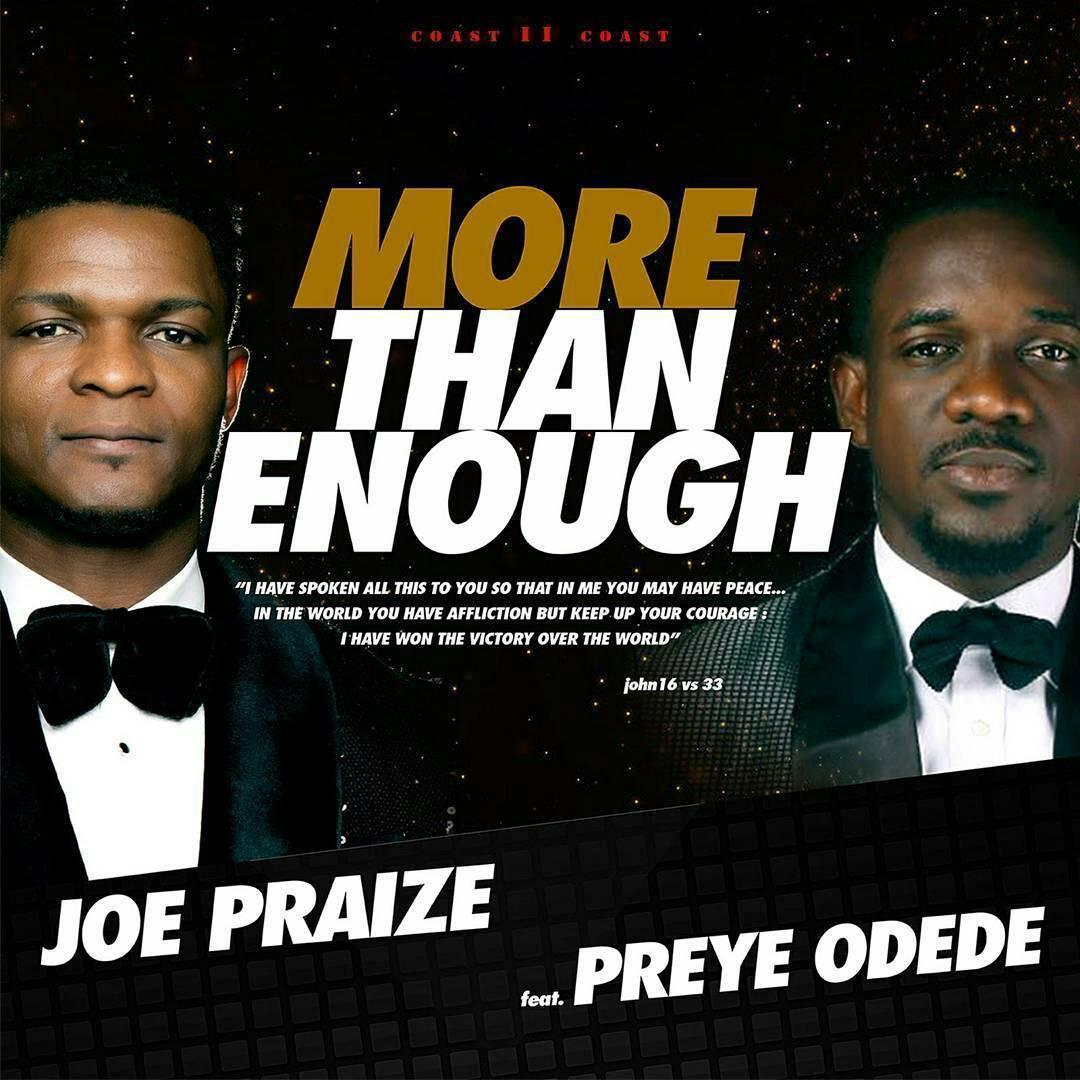 More Than Enough Ft. Preye Odede