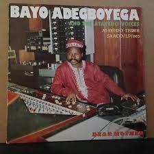 Aiye Nfadura Bayo Adegboyega
