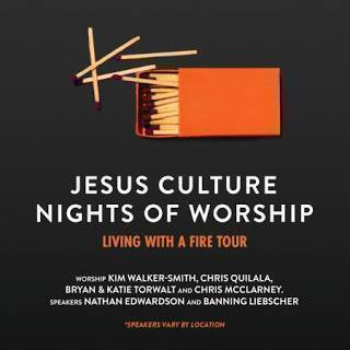 Living With A Fire Jesus Culture