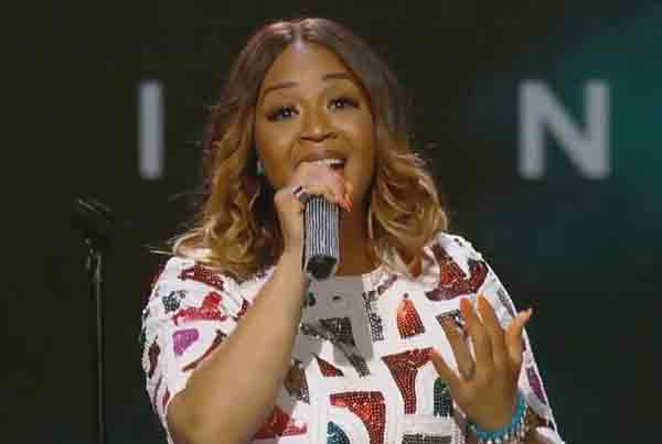 """Erica Campbell - """"Son of God"""" by Nathaniel Bassey"""