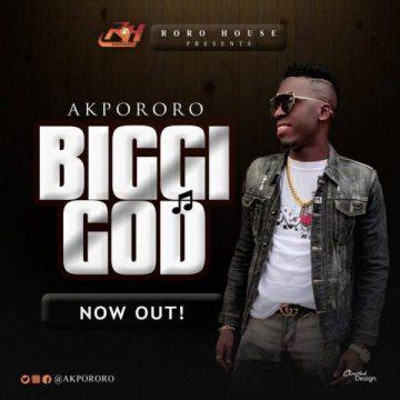 Biggi God Akpororo