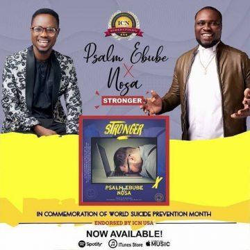 Stronger Psalm Ebube